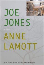 JOE JONES by Anne Lamott