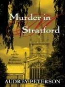MURDER IN STRATFORD by Audrey Peterson