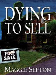 Cover art for DYING TO SELL