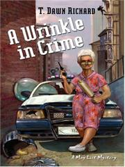 Book Cover for A WRINKLE IN CRIME