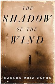 Cover art for THE SHADOW OF THE WIND