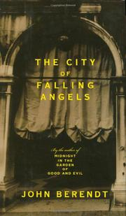 Book Cover for THE CITY OF FALLING ANGELS