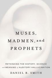 Cover art for MUSES, MADMEN, AND PROPHETS