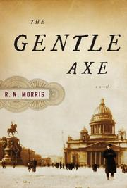 Cover art for THE GENTLE AXE