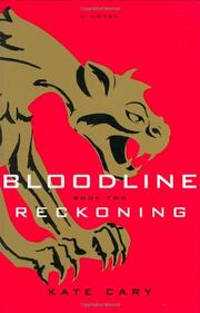 Book Cover for RECKONING