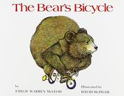 THE BEAR'S BICYCLE by Emilie Warren McLeod