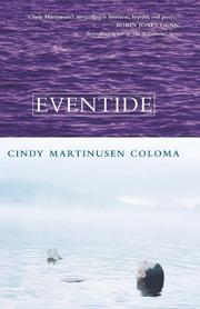 EVENTIDE by Cindy Martinusen
