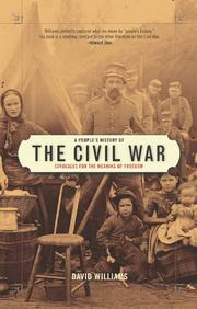 Cover art for A PEOPLE'S HISTORY OF THE CIVIL WAR