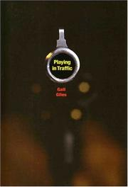 Cover art for PLAYING IN TRAFFIC