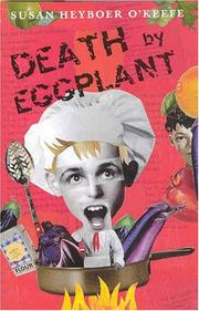 Book Cover for DEATH BY EGGPLANT