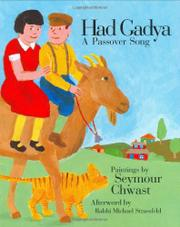 Book Cover for HAD GADYA
