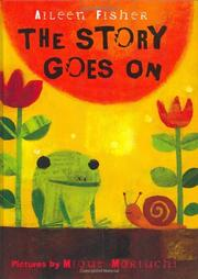 Book Cover for THE STORY GOES ON