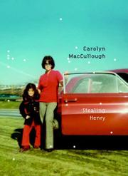Cover art for STEALING HENRY