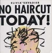 Book Cover for NO HAIRCUT TODAY!
