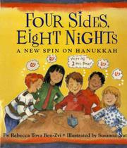 Book Cover for FOUR SIDES, EIGHT NIGHTS