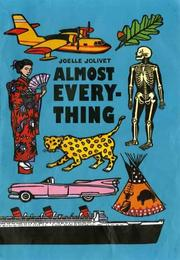Cover art for ALMOST EVERYTHING
