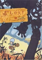 THE LOST COLONY, BOOK NO. 1 by Grady Klein