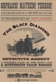 Cover art for THE BLACK DIAMOND DETECTIVE AGENCY