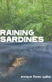 Cover art for RAINING SARDINES