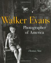 WALKER EVANS by Thomas Nau
