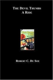THE DEVIL THUMBS A RIDE by Robert C. Du Soe