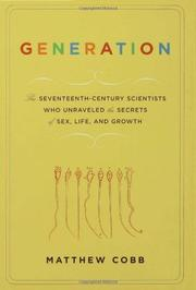Book Cover for GENERATION