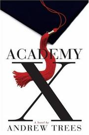 Cover art for ACADEMY X