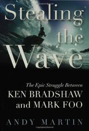 Book Cover for STEALING THE WAVE