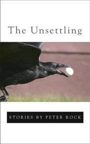 Book Cover for THE UNSETTLING