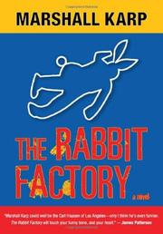 Cover art for THE RABBIT FACTORY