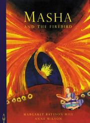 Book Cover for MASHA AND THE FIREBIRD