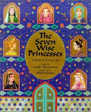 Cover art for THE SEVEN WISE PRINCESSES