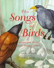 Cover art for THE SONGS OF BIRDS