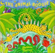 THE ANIMAL BOOGIE by Debbie  Harter