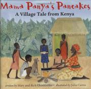 Cover art for MAMA PANYA'S PANCAKES