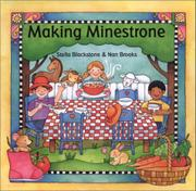 MAKING MINESTRONE by Stella Blackstone