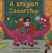 Cover art for A DRAGON ON THE DOORSTEP