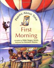 FIRST MORNING by Nikki Siegen-Smith