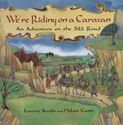 Cover art for WE'RE RIDING ON A CARAVAN