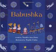 BABUSHKA by Sandra Ann Horn