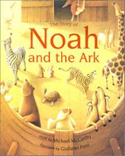 Cover art for THE STORY OF NOAH AND THE ARK