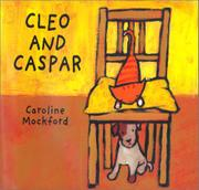 CLEO AND CASPAR by Stella Blackstone