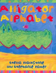 Cover art for ALLIGATOR ALPHABET