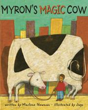 Book Cover for MYRON'S MAGIC COW