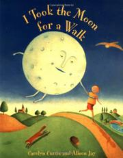 Book Cover for I TOOK THE MOON FOR A WALK