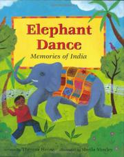 Cover art for ELEPHANT DANCE