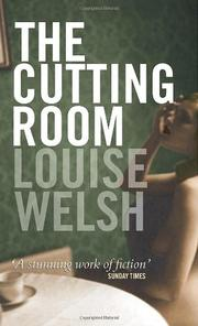 Cover art for THE CUTTING ROOM