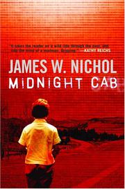 MIDNIGHT CAB by James W. Nichol