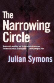 THE NARROWING CIRCLE by Julian Symons