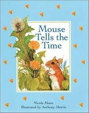 Cover art for MOUSE TELLS TIME